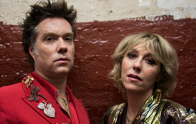 Rufus and Martha Wainwright announce Christmas shows