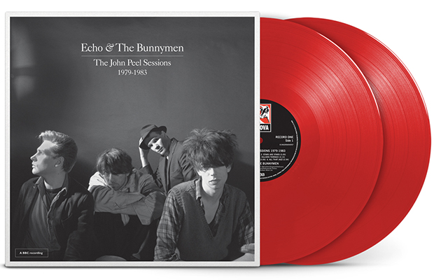 Echo & The Bunnymen announce The John Peel Sessions 1979-1983