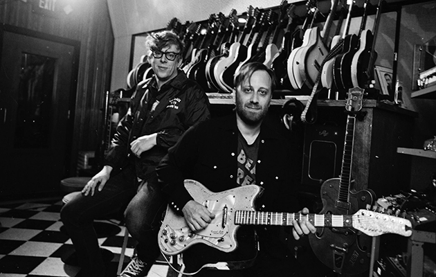 Watch The Black Keys deliver a spoof music masterclass