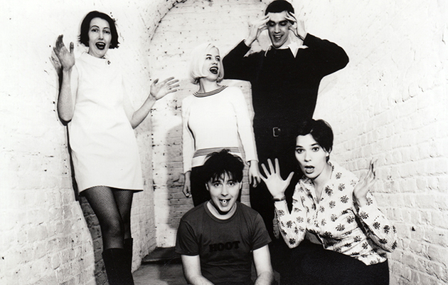 Stereolab announce reissue of three late-'90s albums