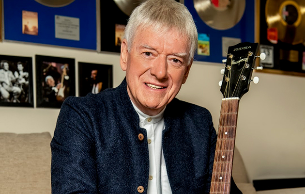The Hollies' Allan Clarke announces new album, 20 years after retiring