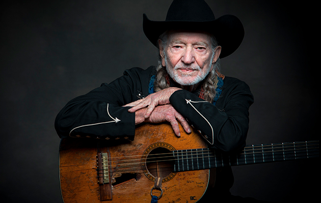 Willie Nelson – Ride Me Back Home