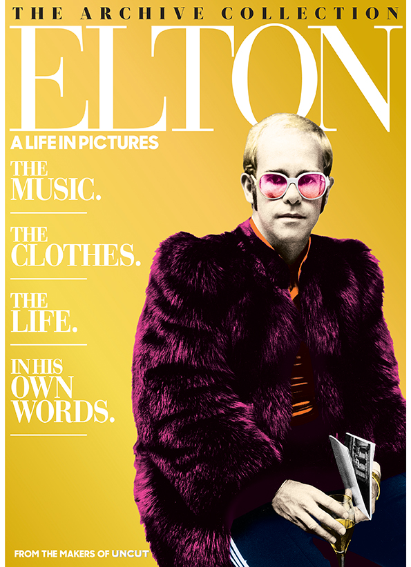 Elton: A Life In Pictures
