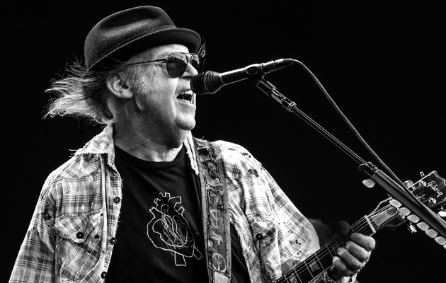 Neil Young & Crazy Horse's Colorado out in October