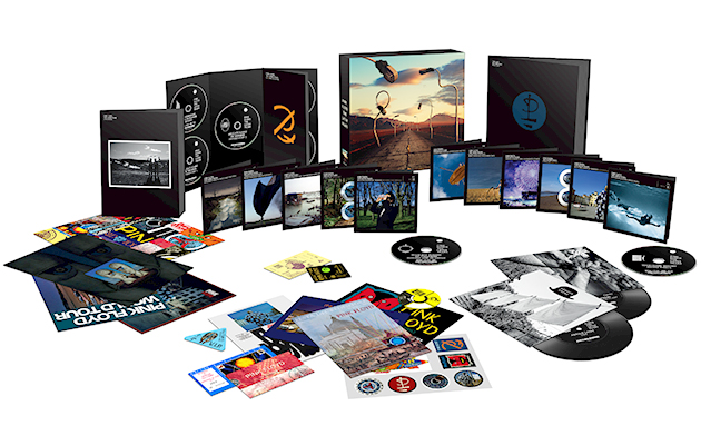 Pink Floyd announce The Later Years box set
