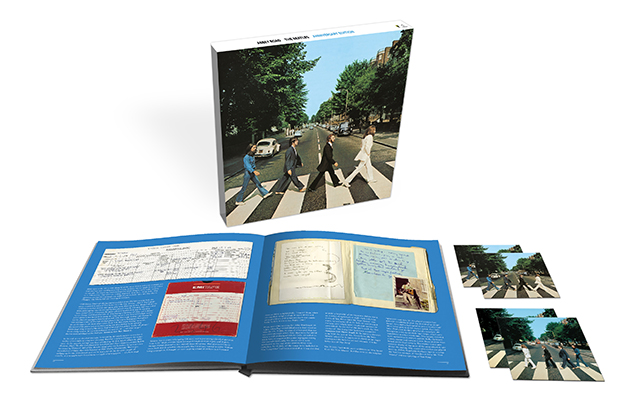 Read the complete tracklisting for The Beatles' Abbey Road anniversary editions