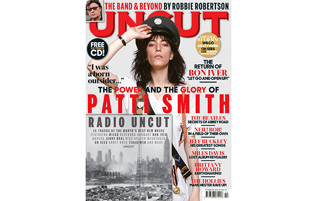 Patti Smith, Bon Iver, Robbie Robertson and more in the new Uncut