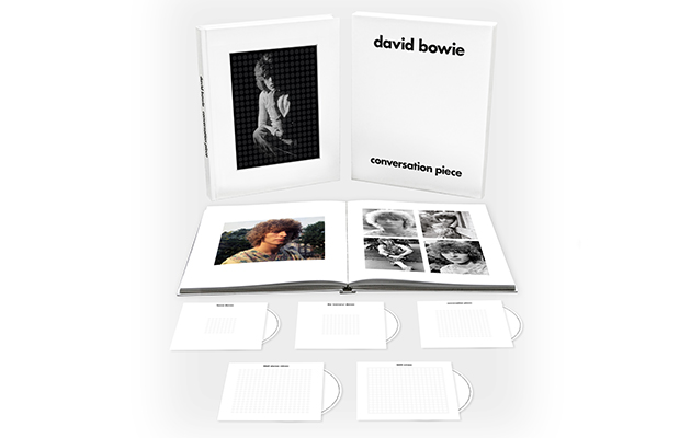 Unreleased tracks revealed for David Bowie's 1968/'69 box set