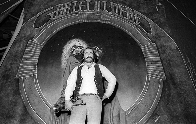 Grateful Dead lyricist Robert Hunter has died, aged 78