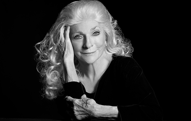 Judy Collins announces new album, Winter Stories
