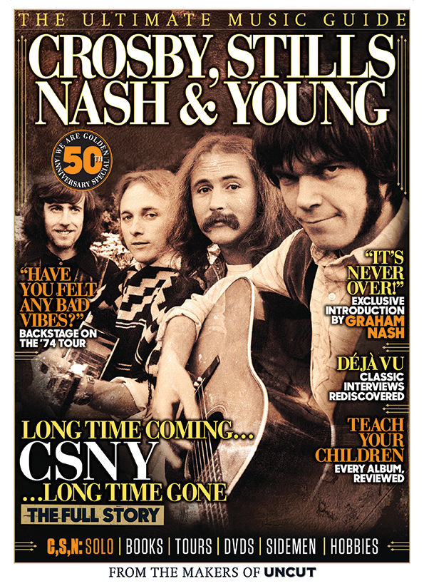 Crosby, Stills, Nash and Young –Ultimate Music Guide