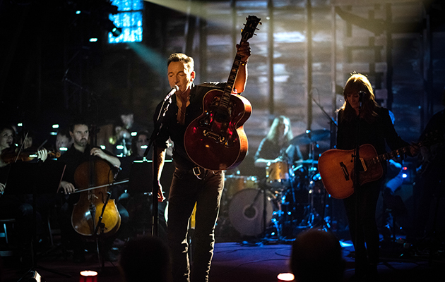 Springsteen! Fela! Miles!