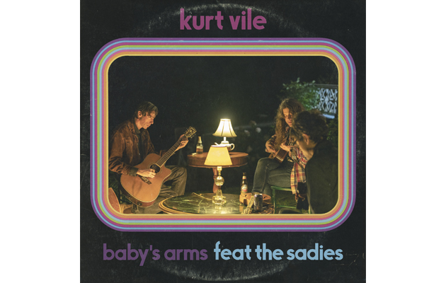"Watch Kurt Vile play ""Baby's Arms"" with The Sadies"