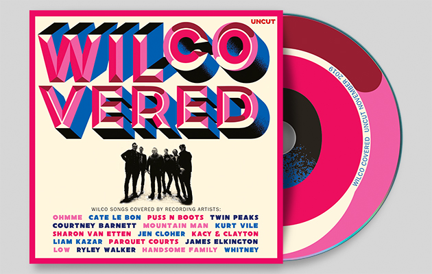 Introducing Uncut's amazing Wilco-themed cover CD