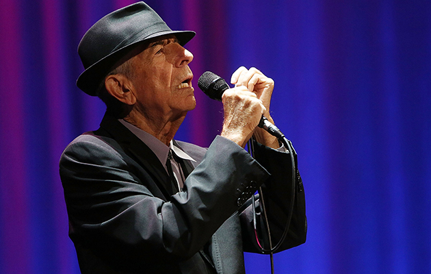 """Watch a video for new Leonard Cohen song, """"Happens To The Heart"""""""