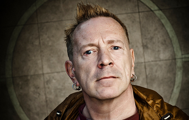John Lydon announces new book and spoken word tour