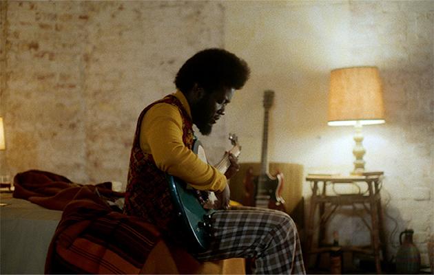 "Watch a video for Michael Kiwanuka's new single, ""Hero"""
