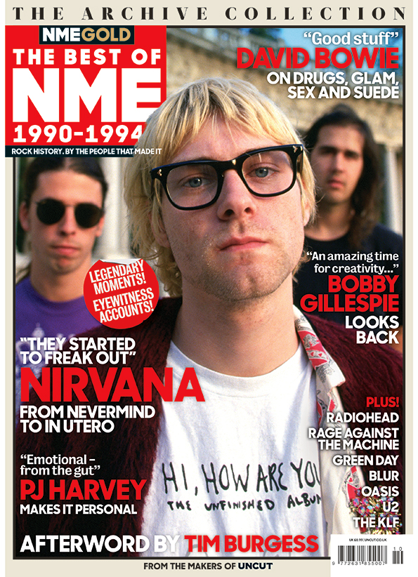 NME Gold: The Best Of NME 1990-1994