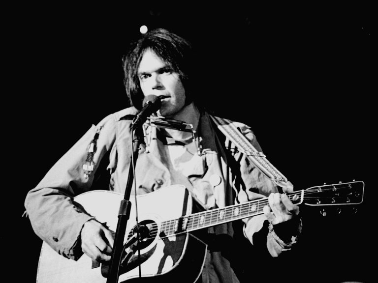 Neil Young to release Homegrown in early 2020