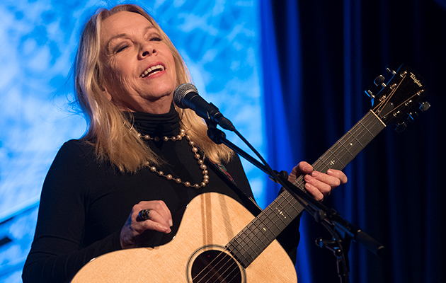 "Rickie Lee Jones on the music that shaped her: ""I was enchanted!"""