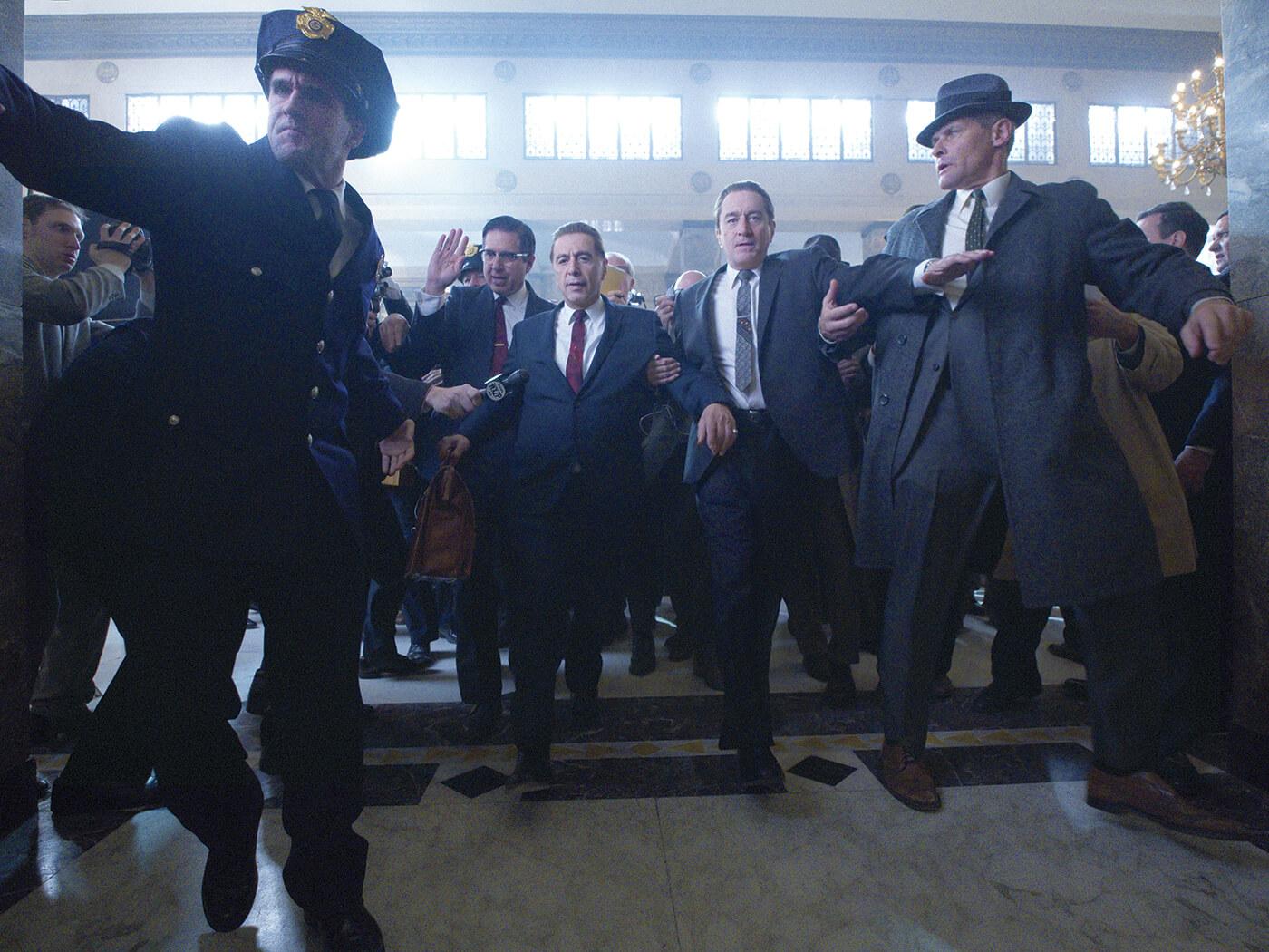 The Irishman - UNCUT