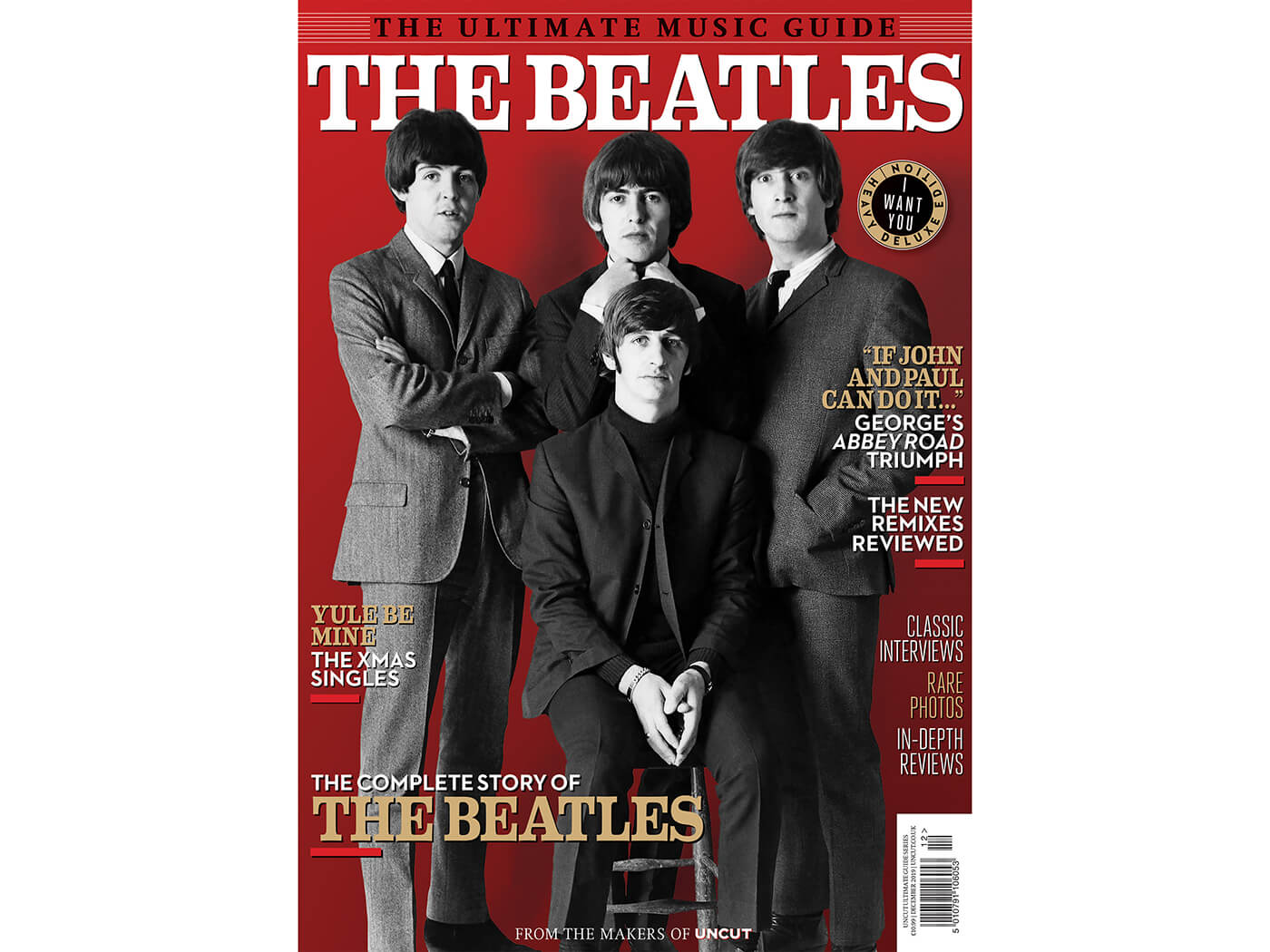 The Beatles – Deluxe Ultimate Music Guide - UNCUT