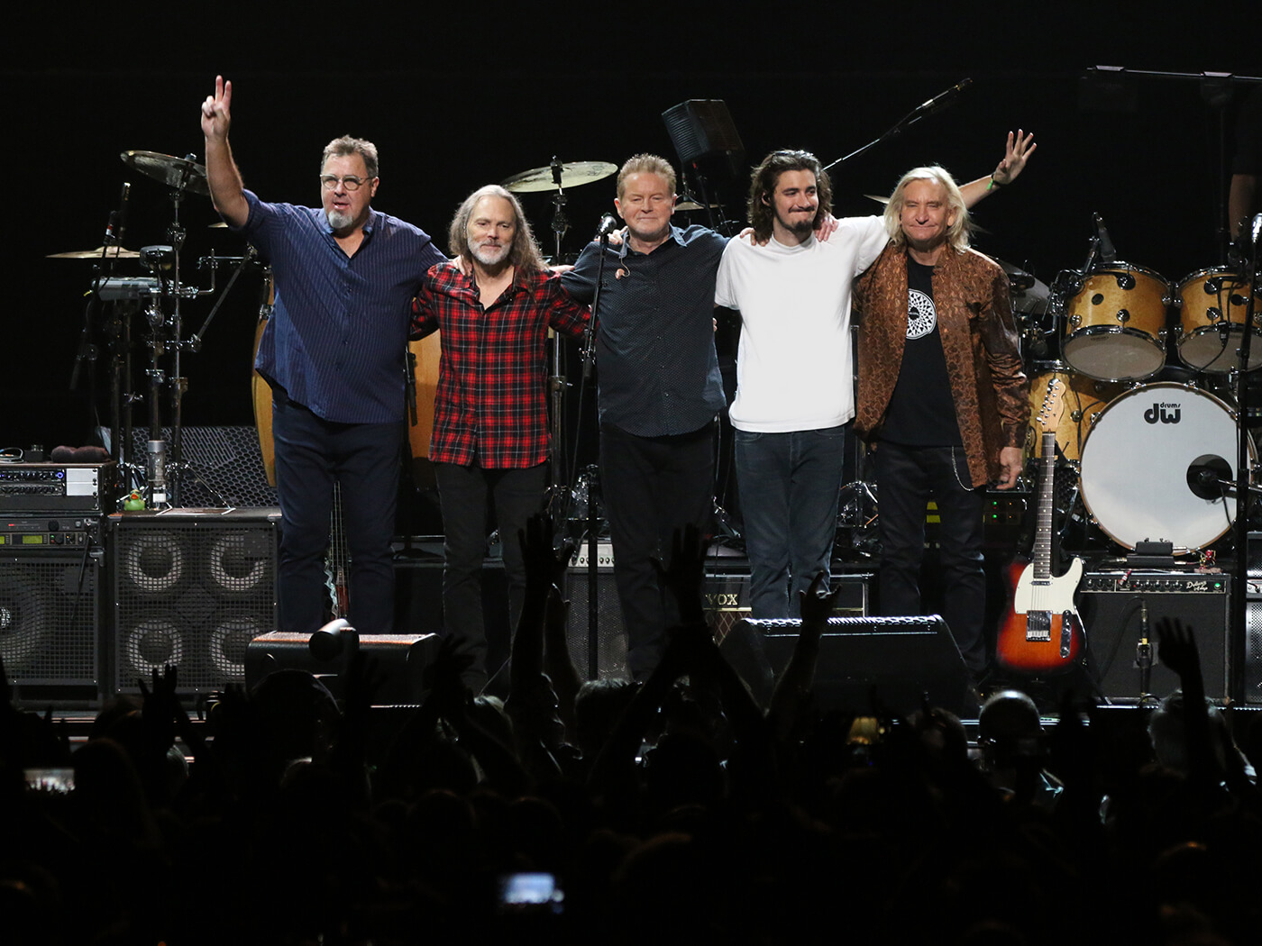 Eagles announce Hotel California shows at Wembley - UNCUT
