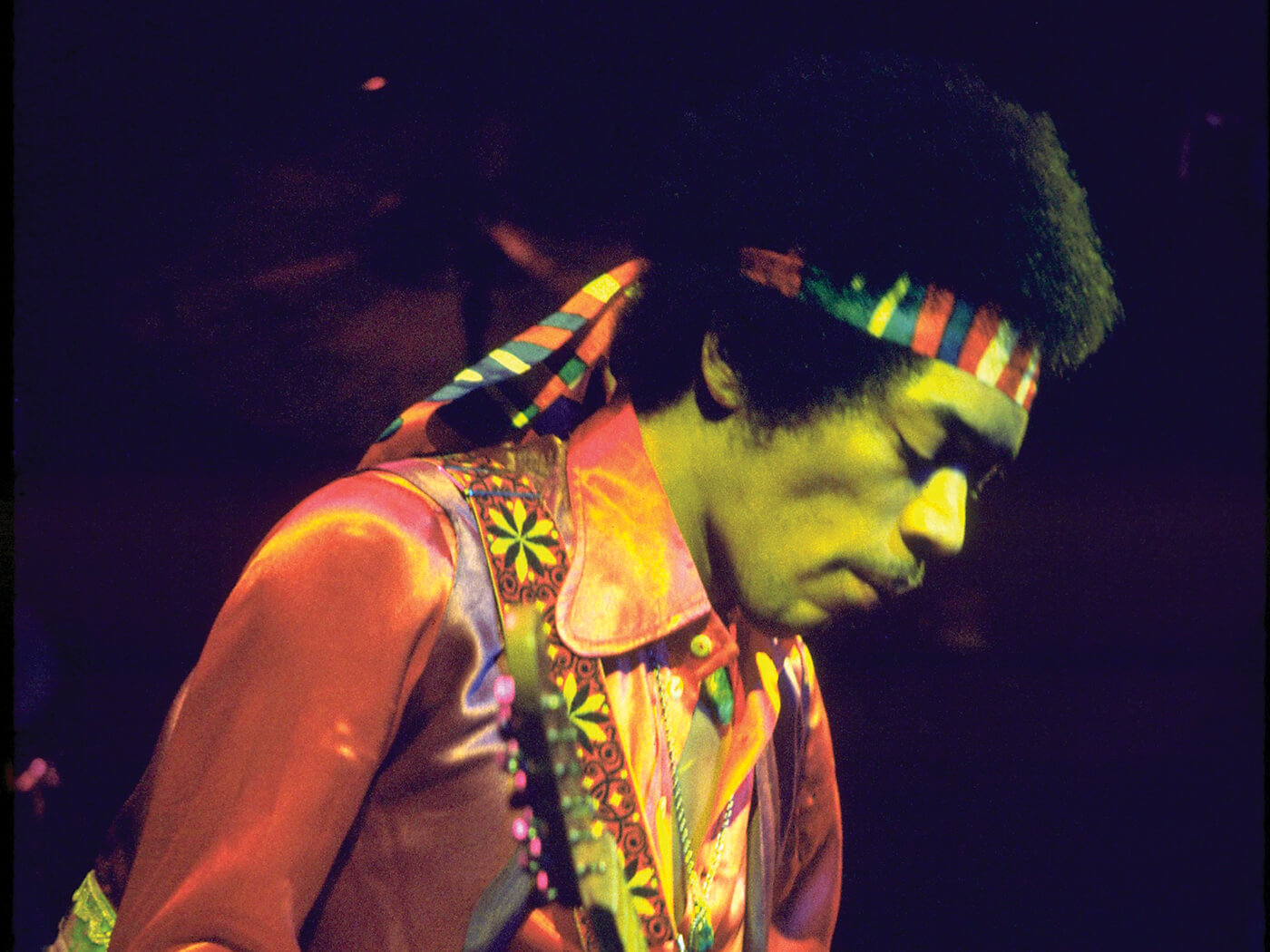 Jimi Hendrix – Songs For Groovy Children: 