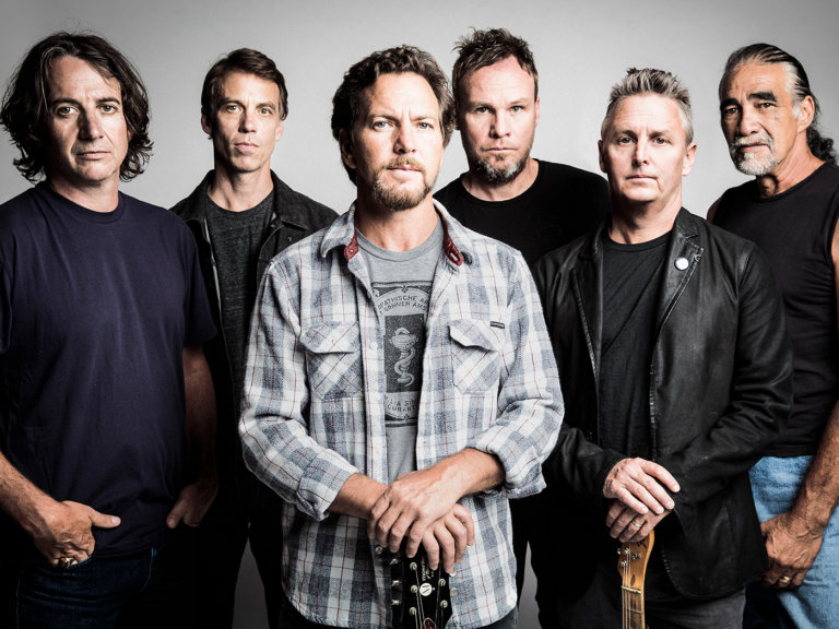 Pearl Jam unveiled as BST Hyde Park headliners for July 10