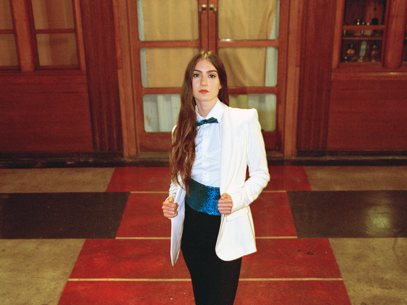 "Weyes Blood: ""Bob Seger meets Enya!"""