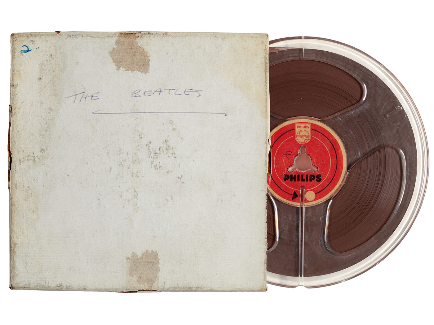 The Beatles' Decca audition tape up for auction at Sotheby's - UNCUT