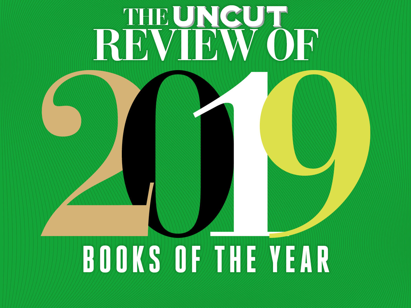 Uncut's best music books of 2019