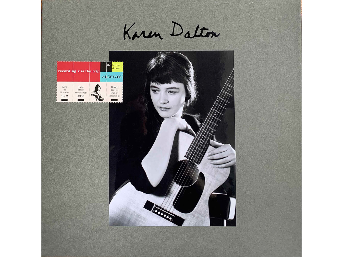 "Hear Karen Dalton's version of Billie Holiday's ""God Bless The Child"""