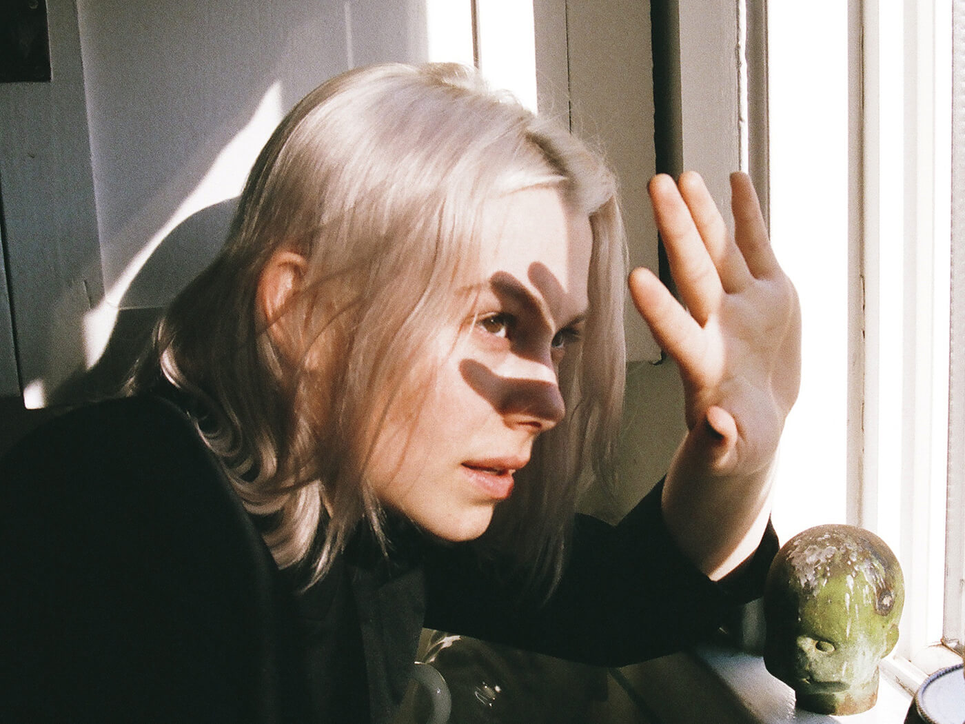"Hear Phoebe Bridgers' version of ""Silent Night"""