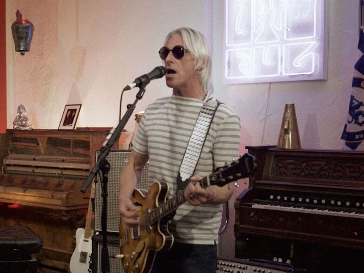 Watch the first episode of Paul Weller's Black Barn Sessions - UNCUT