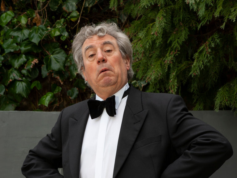 Monty Python's Terry Jones has died, aged 77