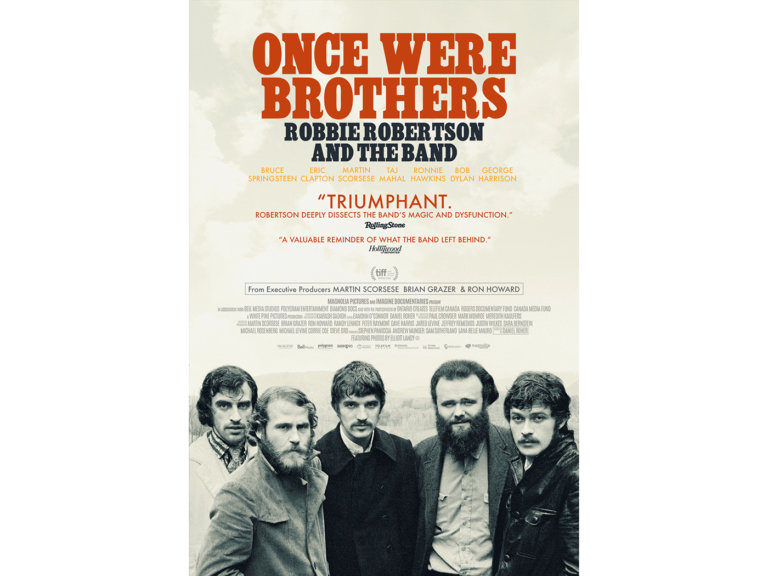 Watch a trailer for The Band documentary, Once Were Brothers
