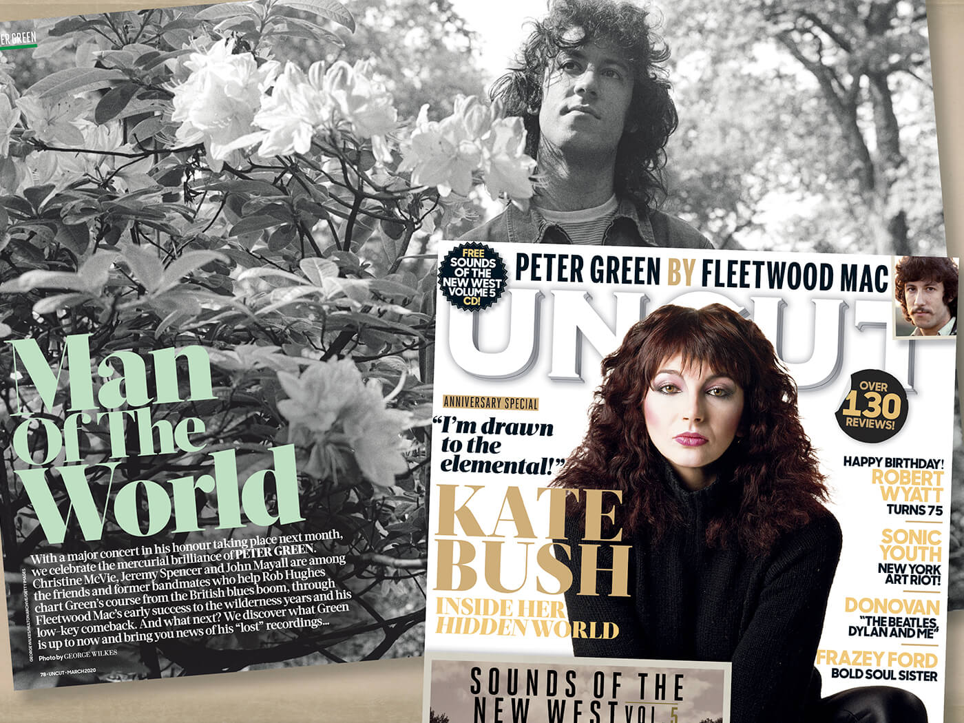 """Fleetwood Mac's Christine McVie on Peter Green: """"Every guitar player adores him"""" - UNCUT"""