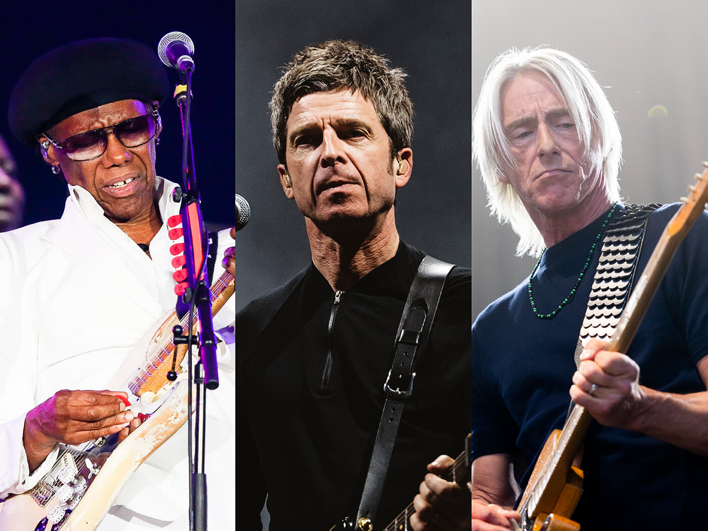 Paul Weller, Noel Gallagher and Chic for Teenage Cancer Trust shows - UNCUT