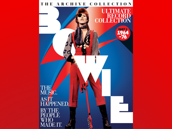 David Bowie – Ultimate Record Collection, Part 1 (1964-1976)