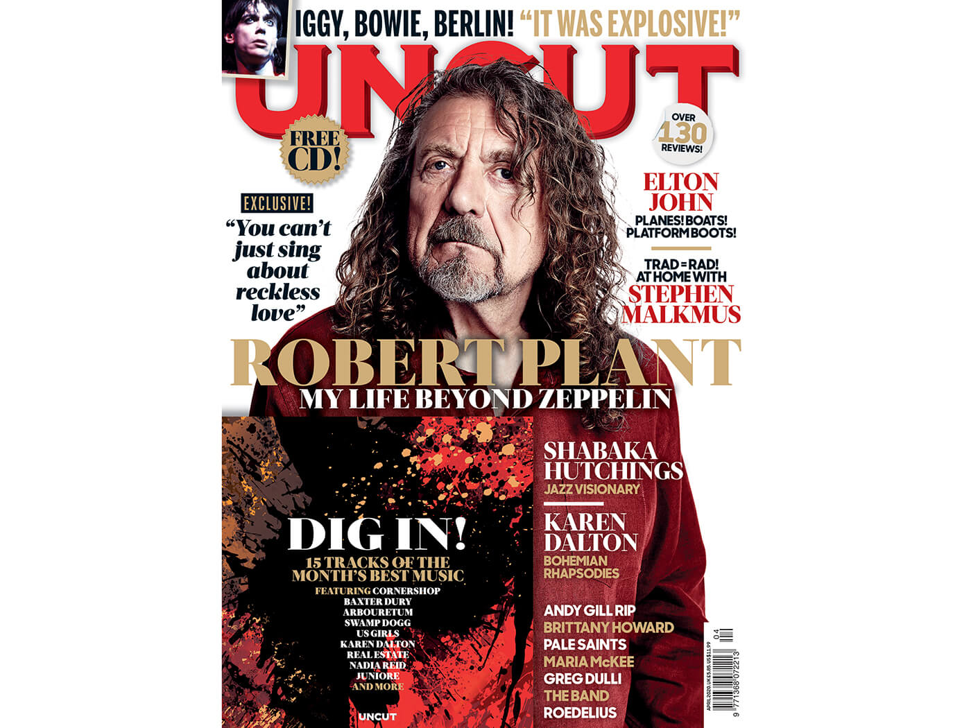 Uncut – April 2020