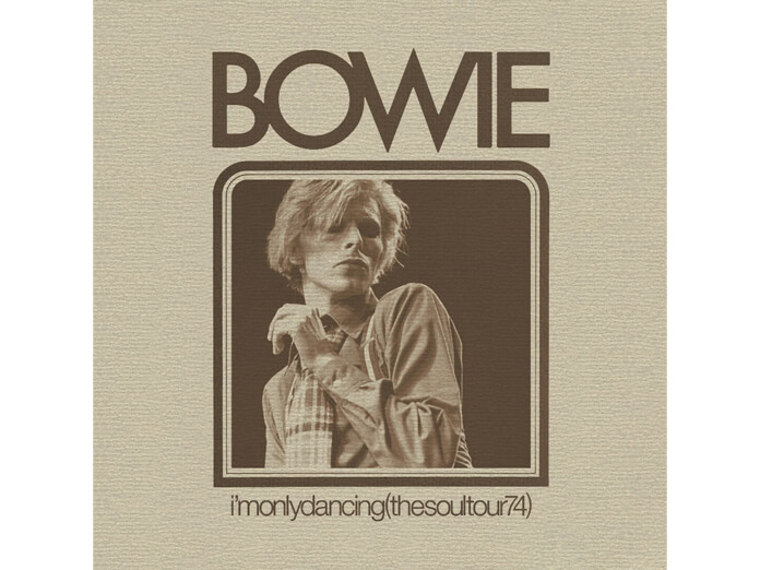 Unheard 1974 Bowie live shows released for Record Store Day