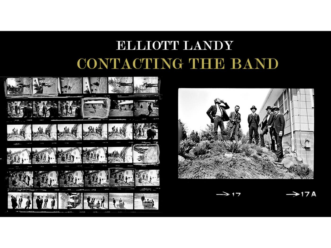 Elliott Landy prepares new photobook about The Band