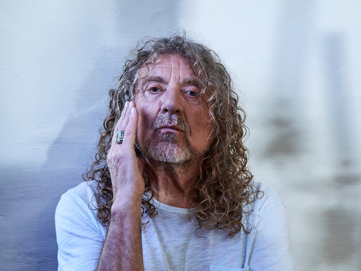 """Watch Robert Plant cover Low's """"Everybody's Song"""""""