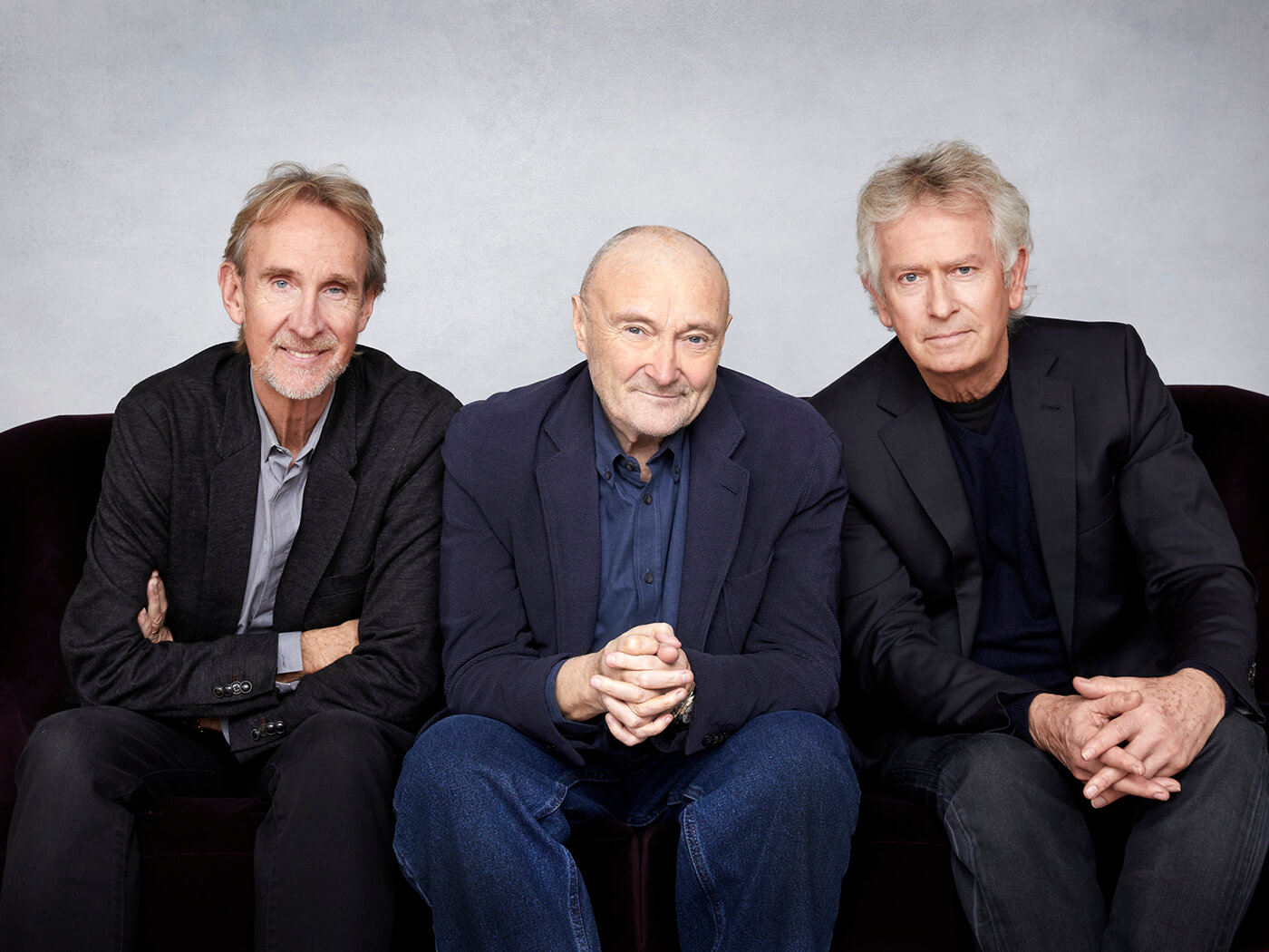 Genesis announce first tour for 13 years