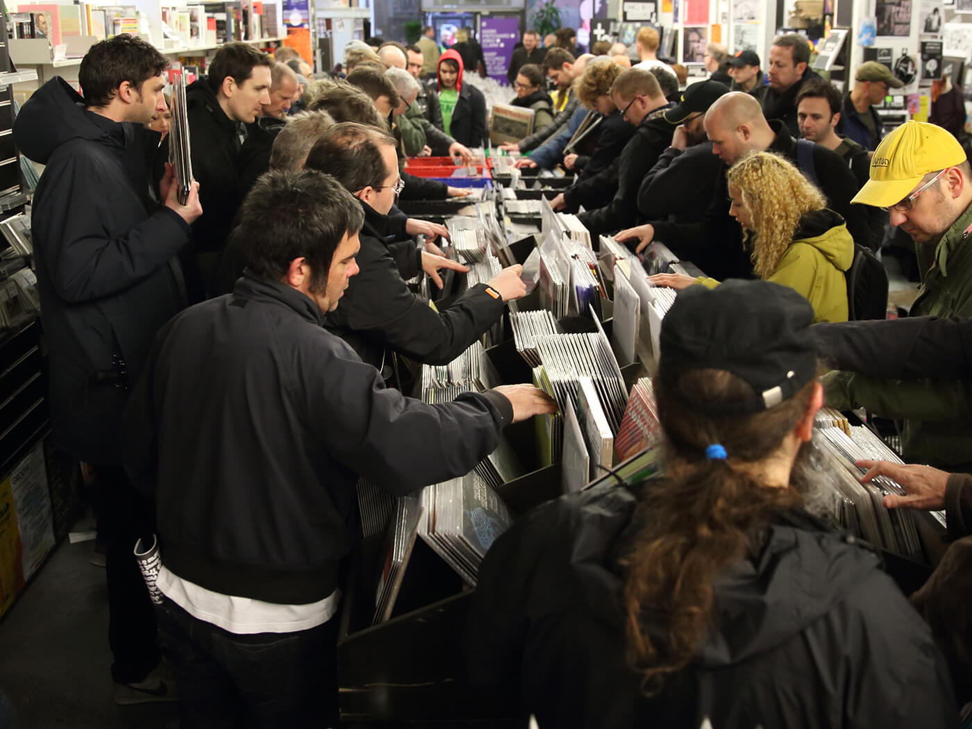 Record Store Day postponed until June 20