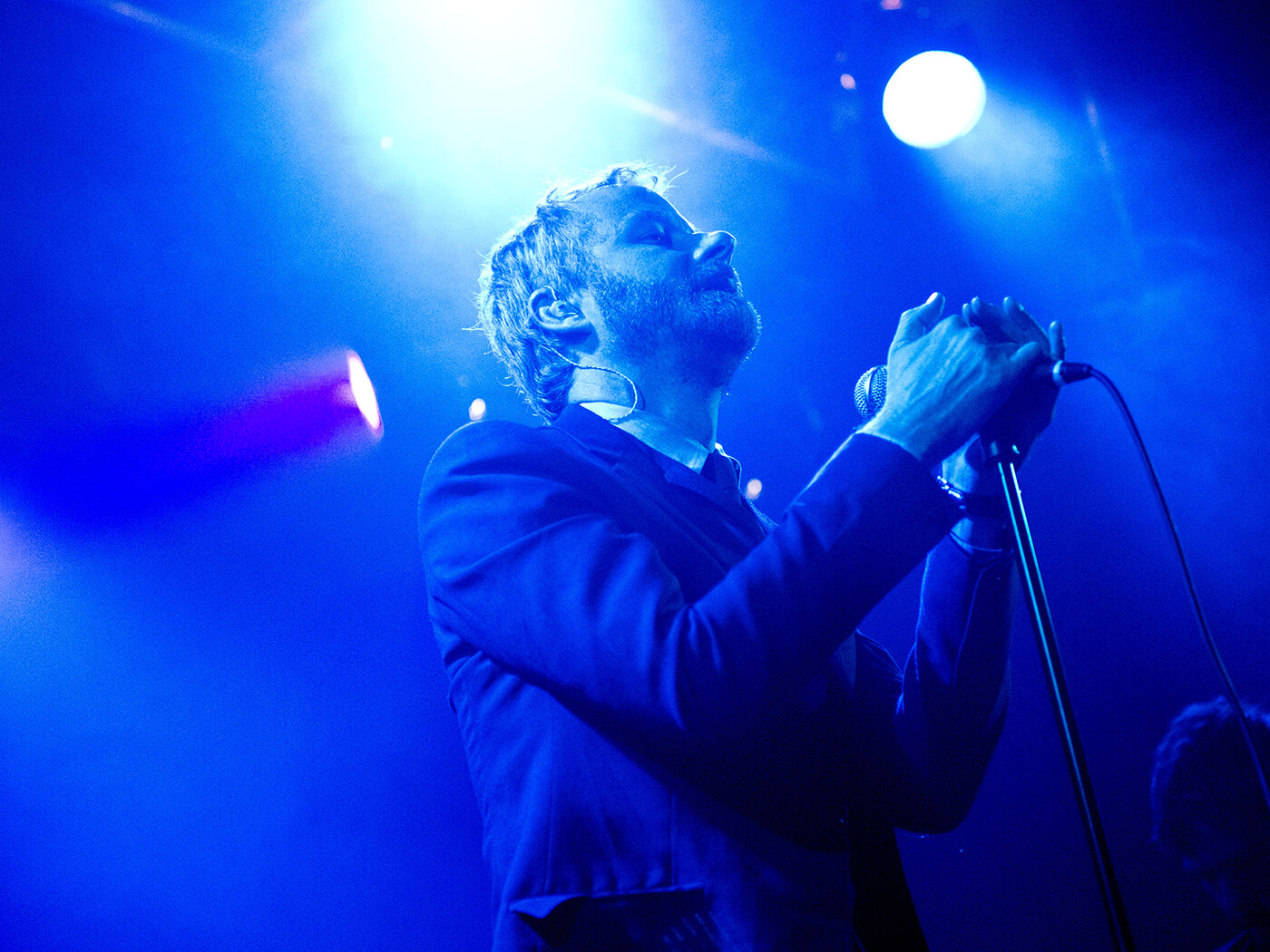 Watch The National's High Violet concert film