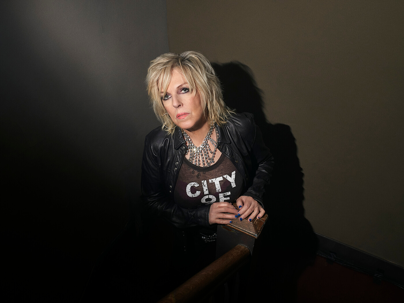 """Hear Lucinda Williams' new song, """"Lost Girl"""""""