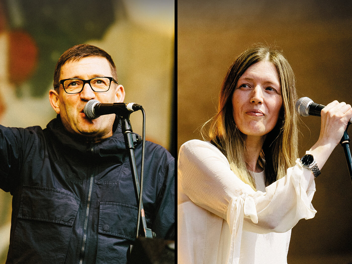 Paul Heaton & Jacqui Abbott announce free show for NHS workers