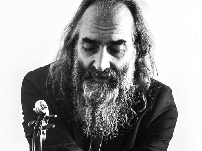 Hear two new tracks by The Bad Seeds' Warren Ellis